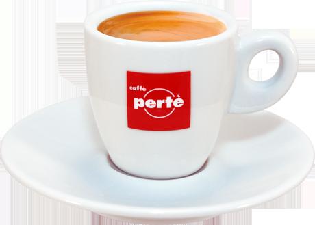Caffè Pertè Espresso Coffee Cup - Caffè Pertè