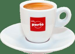 Tazzina Caffè Pertè Espresso - Caffè Pertè